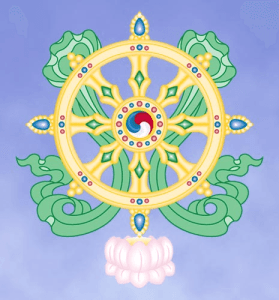 Dharmacakra, The Wheel of Dharma